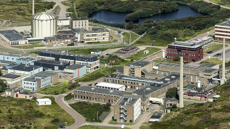 الحكومة ستتبرع بمبلغ 117 مليون يورو لتنظيف النفايات النووية بمفاعل Petten بشمال هولندا