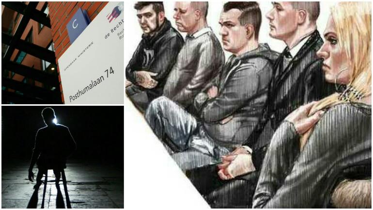 أحكام مشددة صدرت اليوم عن محكمة روتردام في قضية التعذيب بجنوب هولندا