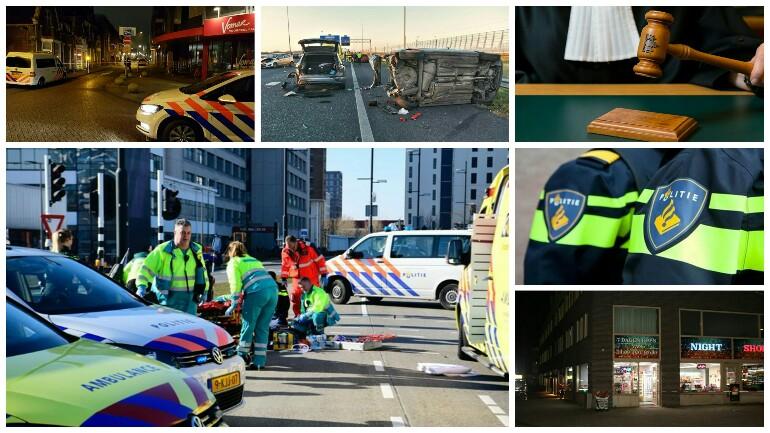 الأخبار اليومية للجرائم والحوادث في هولندا - الجمعة 23 فبراير 2018