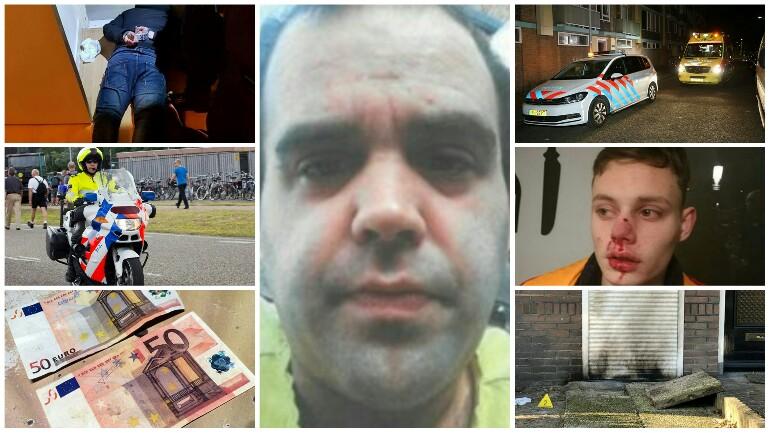 الأخبار اليومية للجرائم والحوادث في هولندا - السبت 24 فبراير 2018