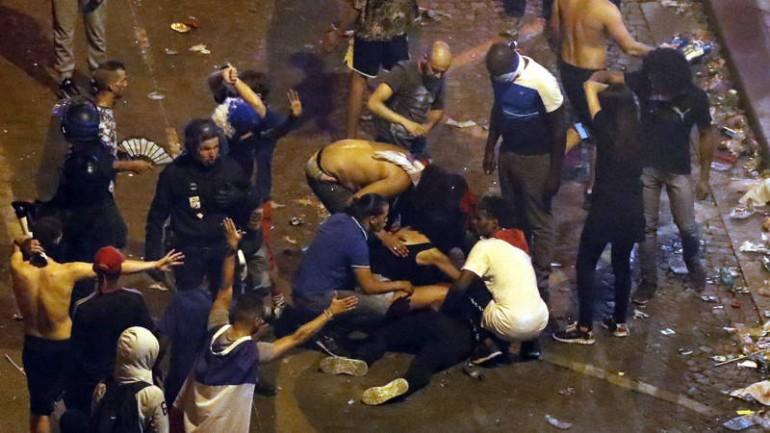 النساء الفرنسيات في احتفالات الفوز بكأس العالم - بتنا لا نتذكر منه سوى الإعتداءات الجنسية علينا