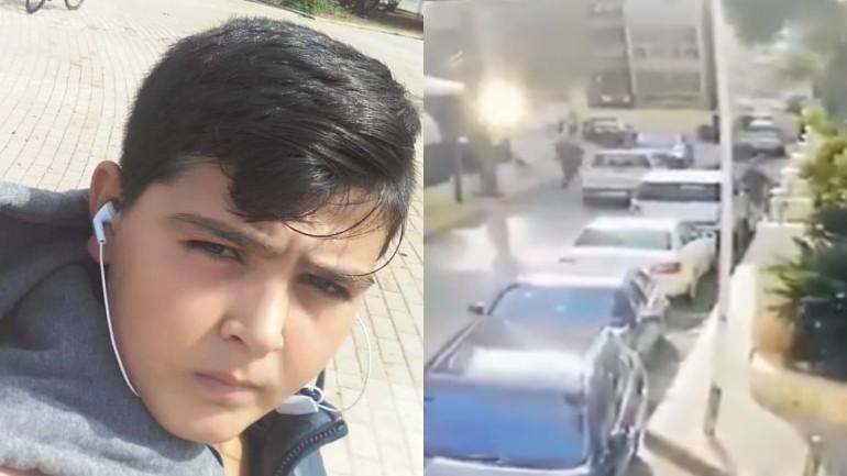 استشهاد عشرة مدنيين بينهم ثلاثة أطفال في مخيم النيرب للاجئين الفلسطينيين في حلب بعد قصف المخيم بصواريخ غراد