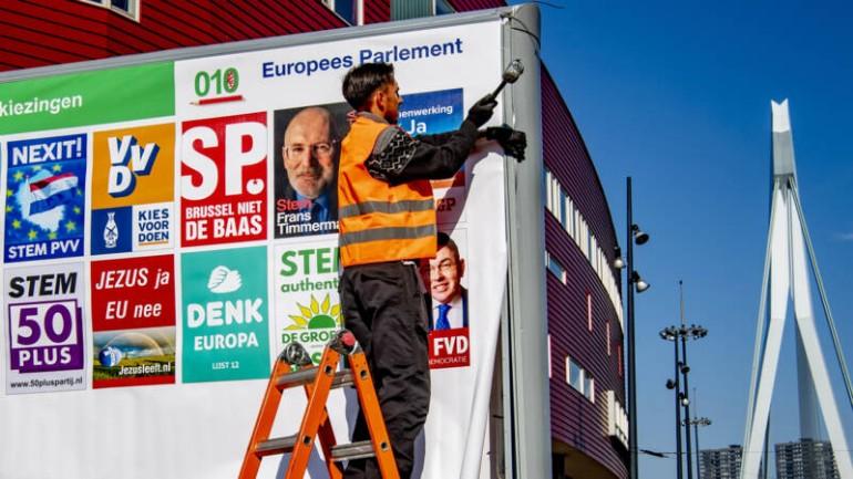غدا إنتخابات برلمان الإتحاد الأوروبي - هذه هي البرامج الإنتخابية لأهم الأحزاب الهولندية