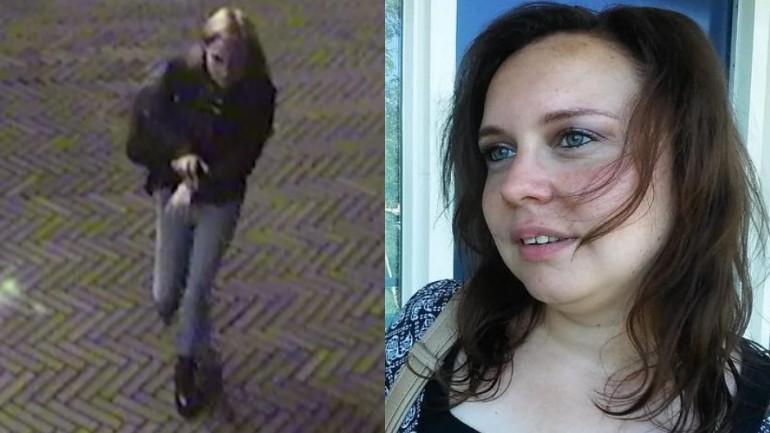 الشرطة تنشر تسجيلات فيديو للمفقودة أنيا من كاميرات المراقبة في كاتفايك