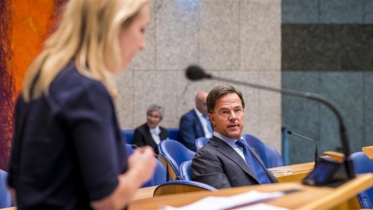 أحزاب في البرلمان الهولندي تتهم رئيس الوزراء روتا باستخدام لغة العضلات