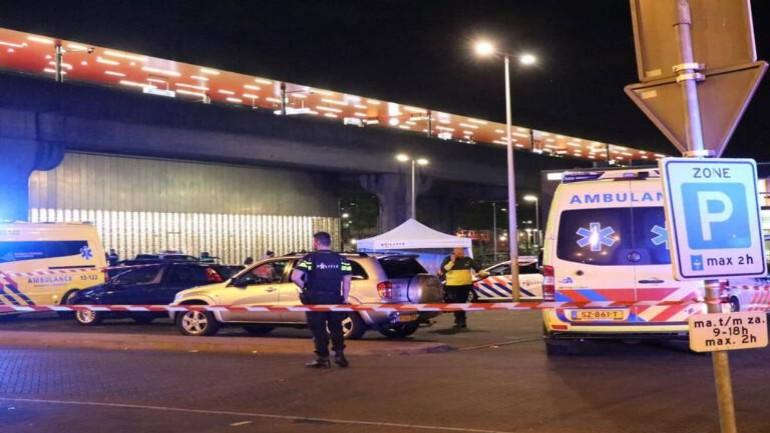 تصفية مجرم معروف في عالم المافيا ليلة البارحة في محطة مترو في أمستردام