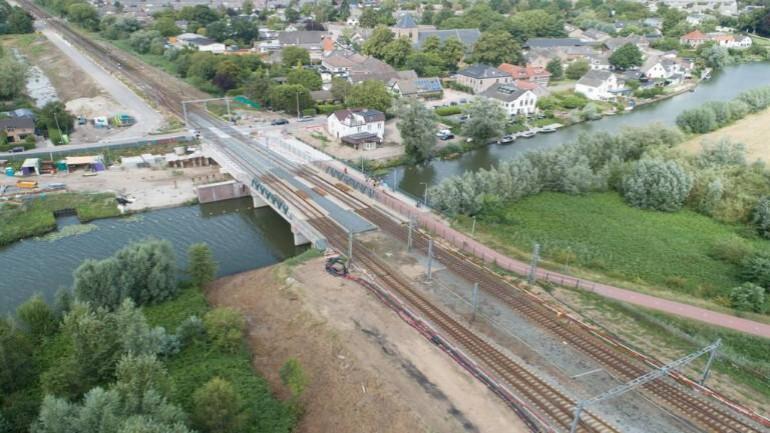 ستتوقف حركة القطارات بين أوتريخت ودن بوش وبين اوتريخت وتيل لمدة ثلاثة أيام