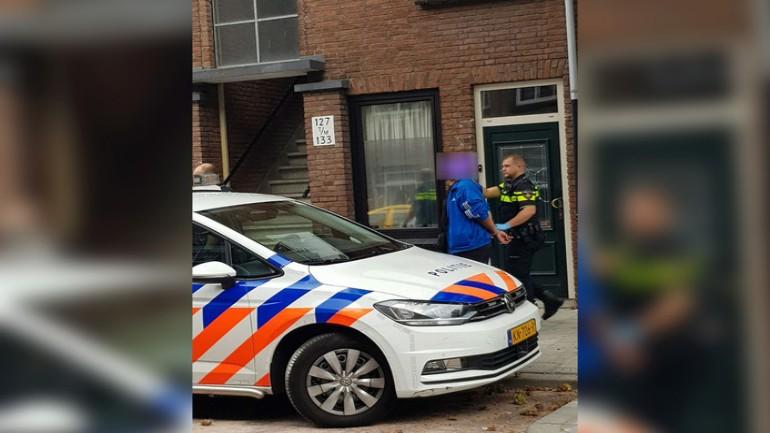 الشرطة تلقي القبض على رجل ضرب امرأة وطفل بمطرقة بالشارع في دانهاخ
