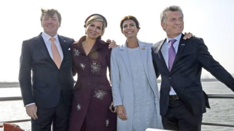 ممكن أن يكون لبعض علاقات الصداقة لدى الملك الهولندي عواقب سلبية