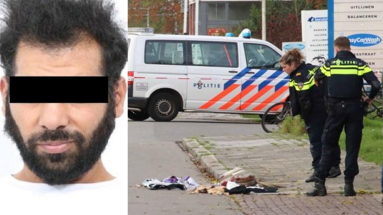 الشرطة تتمكن من القاء القبض على المشتبه بقتل زوجين في سينما بخرونينغن بعد اطلاق النار عليه