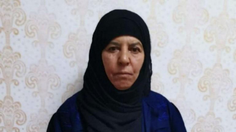 السلطات التركية تؤكد إعتقال شقيقة أبو بكر البغدادي في عزاز شمال سوريا
