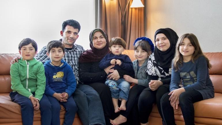 """سيتم غداً عرض الفيلم الوثائقي """"وطن"""" حول حياة عائلة سورية في هولندا"""