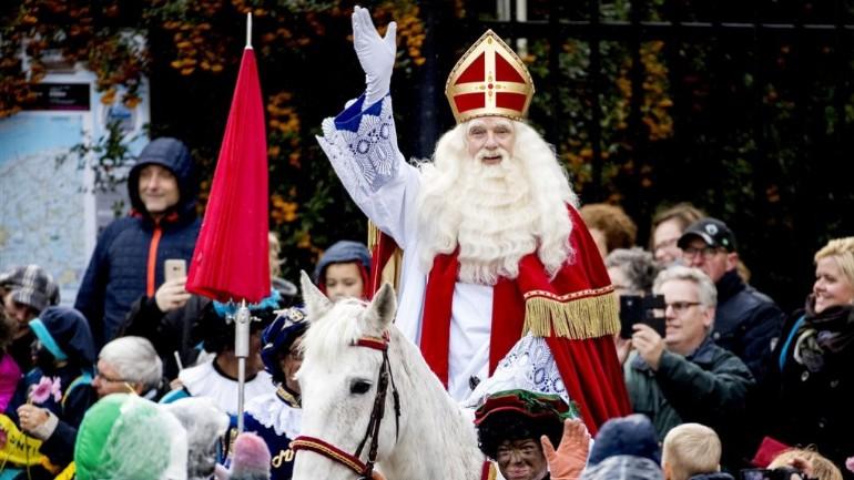 مدينة أبلدورن تترقب وصول القديس سينتركلاس ومساعديه ظهر اليوم