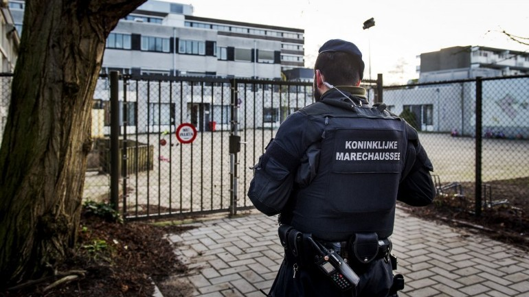 لأول مرة منذ عام 2013: انخفاض مستوى التهديد بوقوع هجوم ارهابي في هولندا