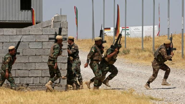 هولندا تقرر إيقاف مهمة التدريب التي يقوم بها جنودها في العراق