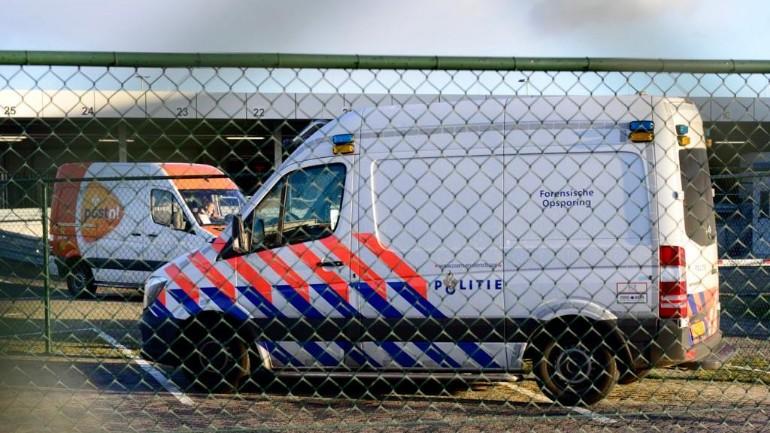 العثور مرة أخرى على رسالة تحمل متفجرات ظهر اليوم في أمستردام