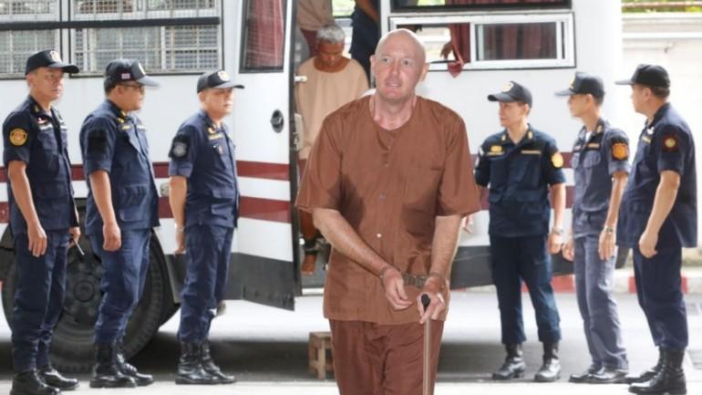 هولندا تتمكن من استعادة سجين هولندي محكوم بأكثر من مائة عام في تايلاند