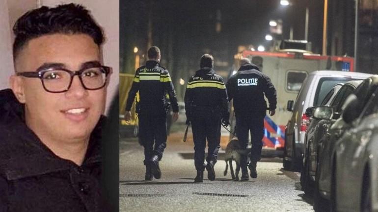القبض على اثنين من المشتبه بهم في قتل الشاب محمد بوشيخي في أمستردام
