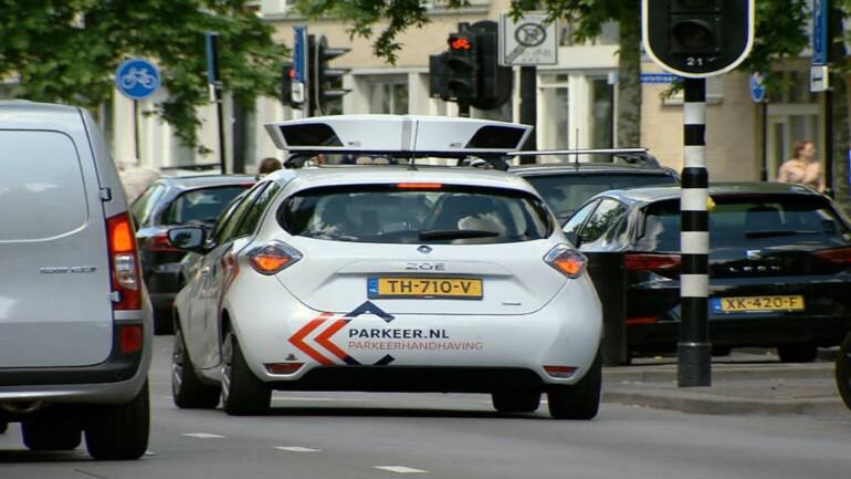 تجلب مواقف السيارات أكثر من مليار يورو سنوياً للبلديات الهولندية