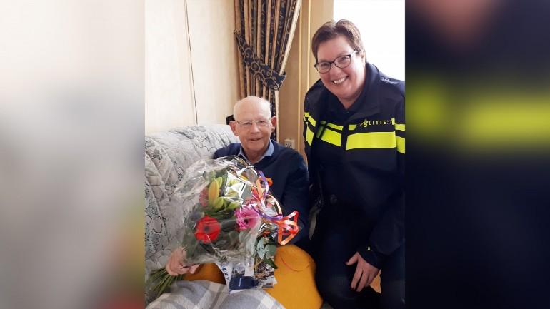 تصرف بطولي من رجل مسن ينقذ حياة طفل من الغرق في شمال هولندا