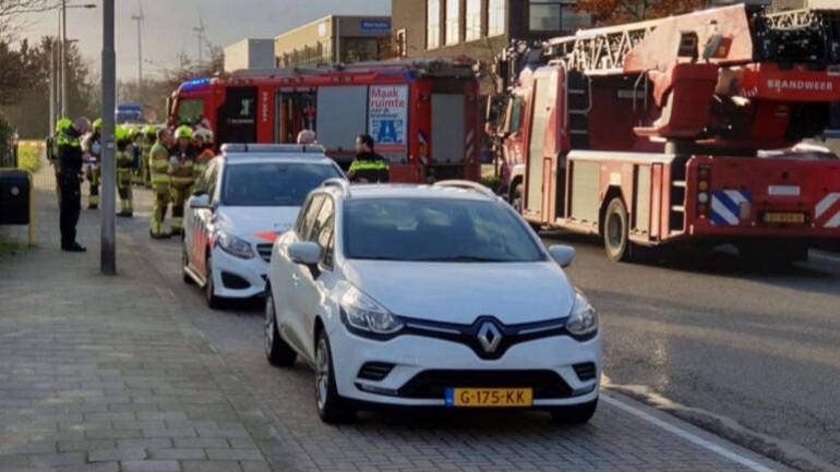 انفجار رسالتين بريديتين في مراكز لفرز البريد في أمستردام وكيركرادي
