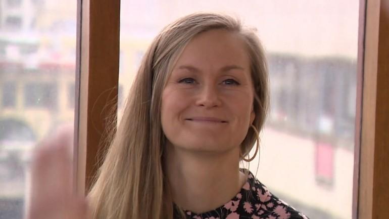 """ترشيح رينيه فريسن مؤسِسة  """"OpenEmbassy"""" لمساعدة القادمين الجدد لجائزة شخصية العام لمدينة أمستردام"""