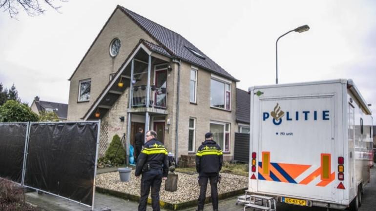 مقتل امرأة في منزلها والقاء القبض على مشتبه به في خيلديرلاند