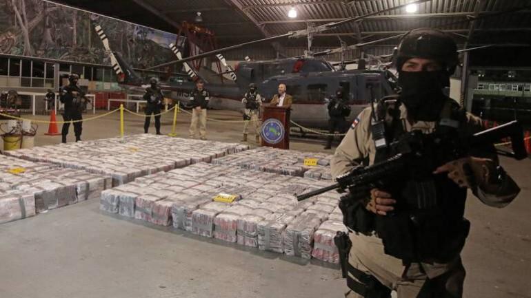 القبض على أكبر شحنة مخدرات كانت في طريقها إلى هولندا: 5000 كغ من الكوكايين