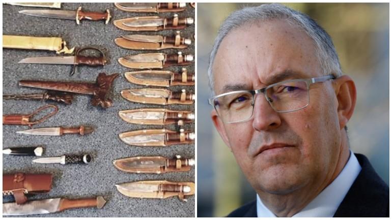 عمدة روتردام أحمد أبو طالب: سيتم تغريم الأهل الذين يحمل ابنهم سكين بدفع 2500 يورو