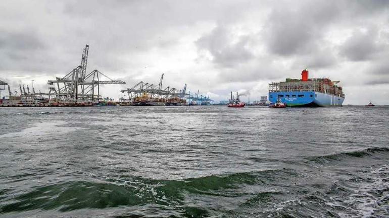 موظفة جمارك في ميناء روتردام مشتبه بها بالفساد وغسيل الأموال