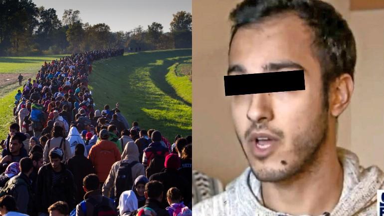 طالب لجوء هارب من أمريكا يخدع الهجرة الهولندية على أنه قادم من سوريا