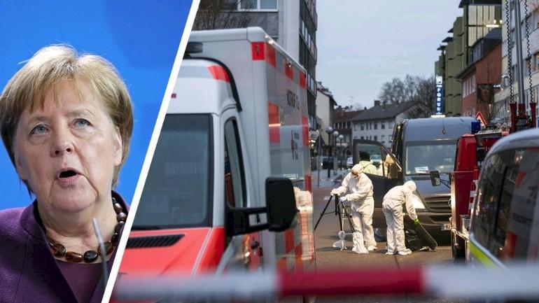 أنجيلا ميركل بعد الهجوم الدموي: ألمانيا تعاني من سم العنصرية والكراهية