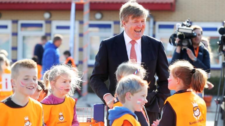 لن يشارك الملك في افتتاح ألعاب الملك هذا العام: سيذهب إلى عيد ميلاد ملكة الدنمارك