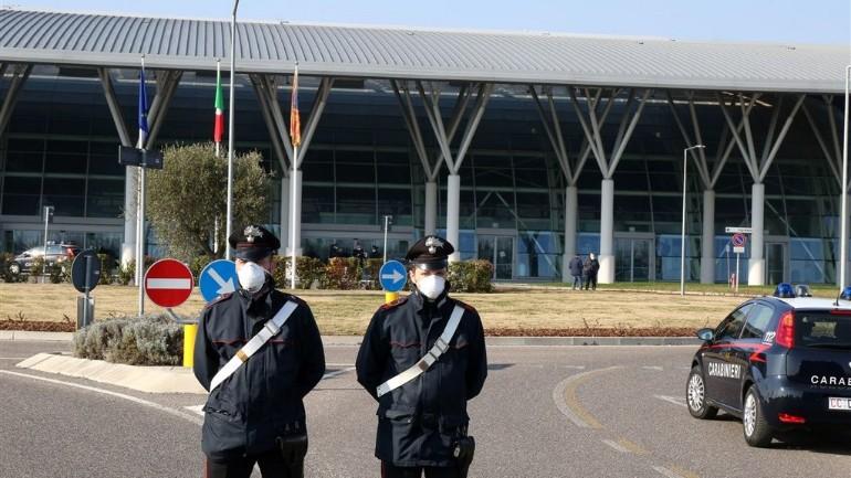 تفشي فيروس كورونا في شمال إيطاليا: كودونيو أصبحت مدينة أشباح