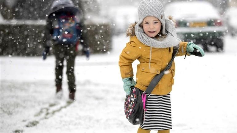 سيبقى الطقس متقلباً هذا الأسبوع و يتوقع تساقط الثلوج و خصوصاً في ليمبورخ