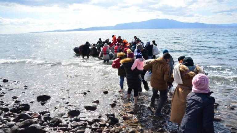 تركيا: غادر 18,000 من اللاجئين السوريين إلى اليونان خلال يوم واحد