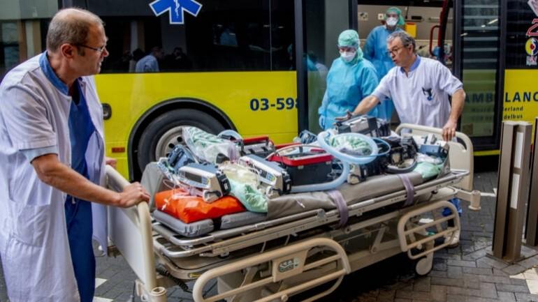 المعهد الصحي يعلن عن اصابة 1019 شخص و وفاة 78 بفيروس كورونا: أصبح العدد 7431 مصاباً في هولندا