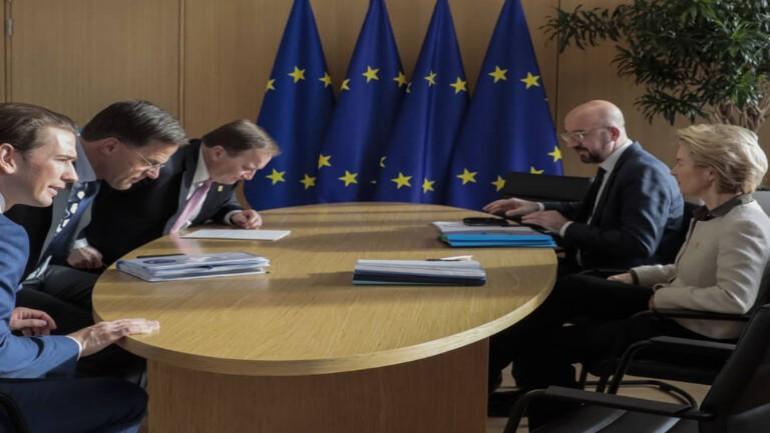 الإتحاد الأوروبي ينتقد موقف هولندا المتشدد أثناء مواجهة أزمة فيروس كورونا