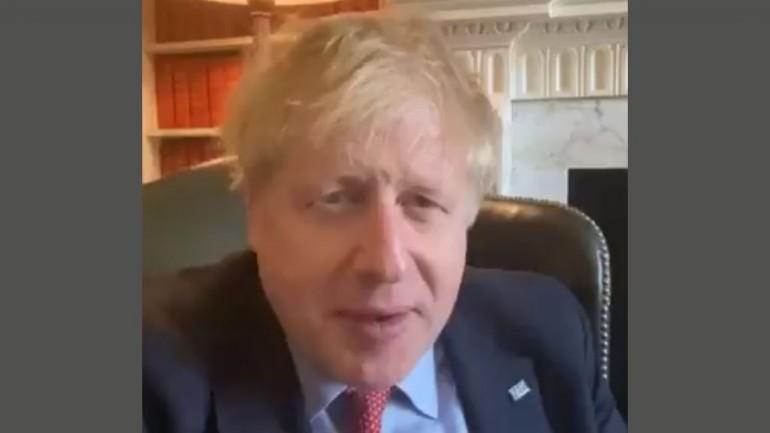 رئيس وزراء بريطانيا بوريس جونسون يعلن عن إصابته بفيروس كورونا