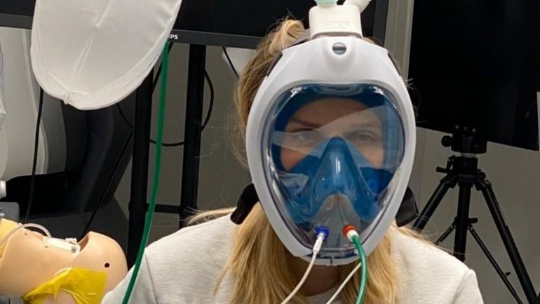 أستاذ في التكنولوجيا الطبية بجامعة تفينتي الهولندية: قناع غوص بسيط ممكن أن يخفف الضغط على غرف العناية المركزة