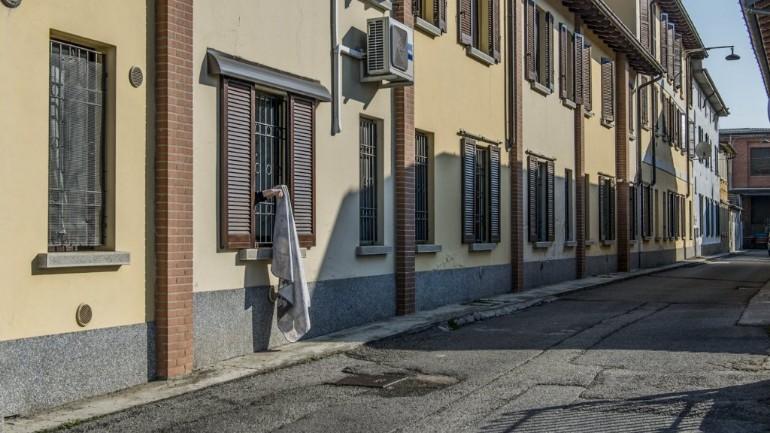 يبدو أن احدى القرى الإيطالية في طريقها للحصول على المناعة الجماعية من فيروس كورونا