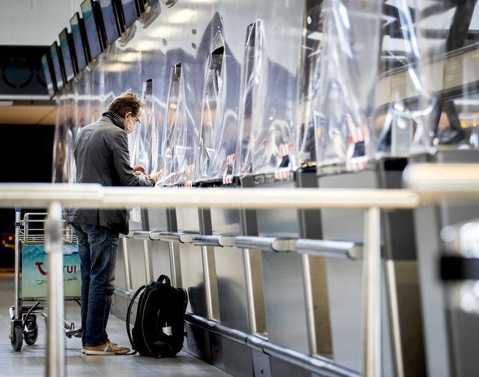 النسخة الأولى من لوحة العدادات للكورونا على الإنترنت ، كانت هولندا تكافح مع الكورونا لمائة يوم