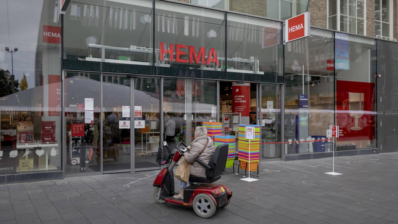 تأثرت مبيعات سلسلة متاجر HEMA بشدة من أزمة الكورونا
