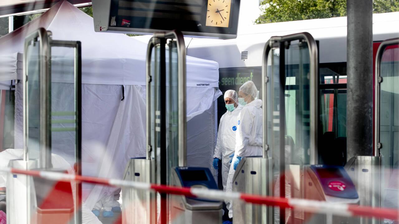 خمس سنوات في السجن وتعويض للاقارب في قضية وفاة رجل في محطة مترو روتردام