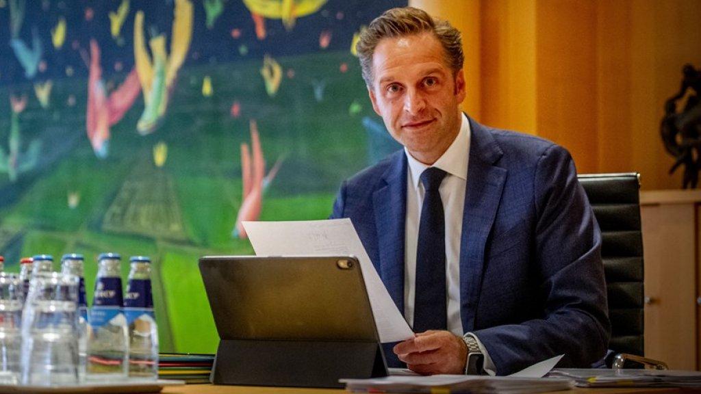 فاز Hugo de Jonge في انتخابات زعيم حزب CDA