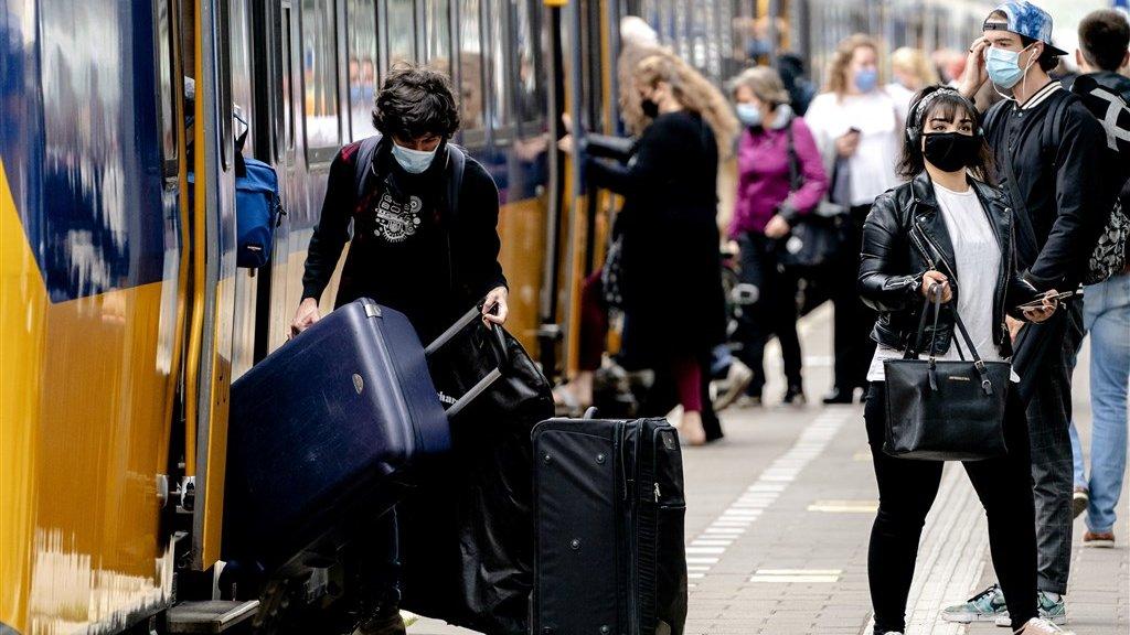 فرض غرامات على المسافرين في وسائل النقل العام بدون كمامة