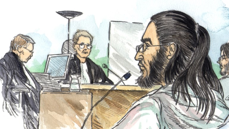 """اعتقال الجهادي سمير أ. مرة أخرى للاشتباه في الإرهاب: """"أراد فقط مساعدة الأطفال المحتاجين"""""""