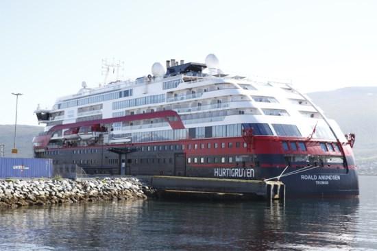 تفشي فايروس كورونا على سفينة سياحية نرويجية