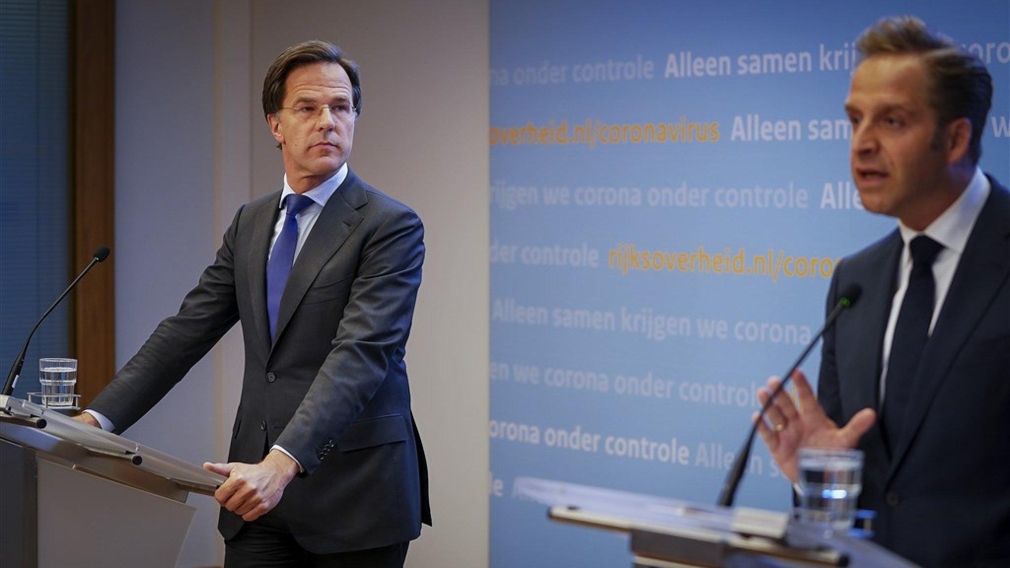 مؤتمر صحفي آخر حول أزمة كورونا، مع تدابير جديدة محتملة