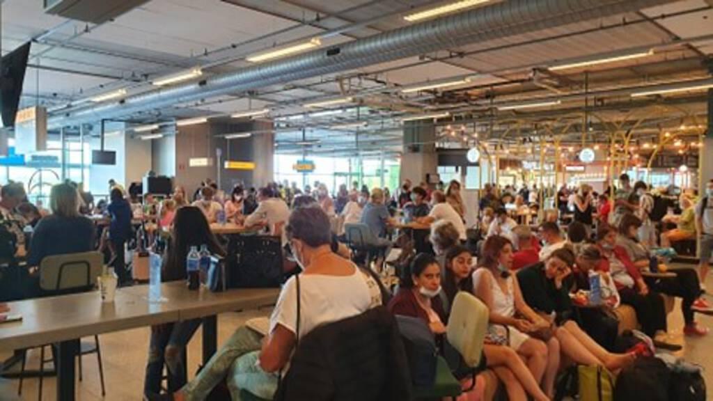 مطار Eindhoven متوقف بسبب مشكلة في مراقبة الحركة الجوية
